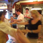 Henry Burrows, dance!| źródło: flickr.com