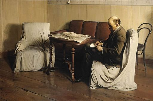 Isaak Brodsky [Public domain], via Wikimedia Commons